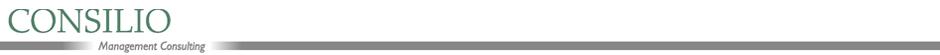 Logo von Consilio Management Consulting GmbH